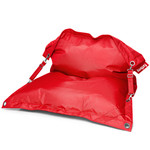 Fatboy - Buggle-up outdoor beanbag, red