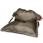 Fatboy - Buggle-up outdoor beanbag, taupe