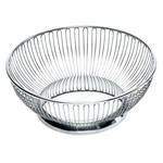 Alessi - 826 wired basket, round, Ø 24,5 cm