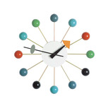 Vitra - Ball Clock, multicoloured
