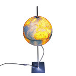 Absolut Lighting - earth globe 90 cm, German