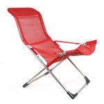 Fiam - Fiesta Easy Chair, red