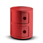 Kartell - Componibili 4966, red