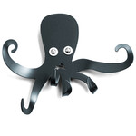 Haseform - Animal Wardrobe Octopus, anthracite