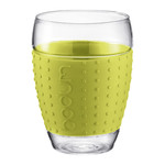 Bodum - Pavina Glass, 0.45 l, lime (Set of 2)