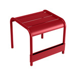 Fermob - Luxembourg Low Table / Stool, poppy red