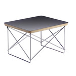 Vitra - Eames Occasional Table LTR, HPL black