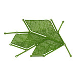 Casamania - Maria decoration leaf (kit), light green