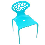 Moroso - Supernatural (perforated backrest), turquoise