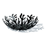 Alessi - Fruits Bowl Mediterraneo, black, Ø 29 cm
