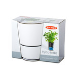 Rosti Mepal - Herb Pot, large, white