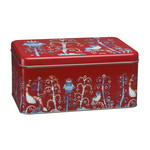 Iittala - Taika Metal Box rectangular, red