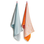 Hay - S&B dish towels, set of 2, Hanging Grid