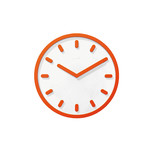 Magis - Tempo wall clock, orange