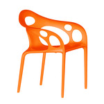 Moroso - Supernatural Cod. 061, orange (RAL 2009)