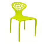 Moroso - Supernatural (perforated backrest), fluo green
