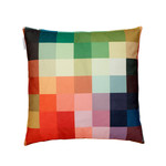 Kvadrat Cushion - Squaring of the Circle - Fire