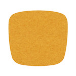 Hey Sign Felt Cushion Eames Plastic Armchair, orange 5 mm, without anti-slide coating