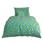 byGraziela - Bed Linen Apple 135 x 200 cm, blue