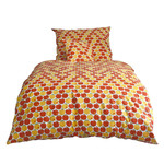 byGraziela - Bed Linen Apple, 135 x 200 cm, orange