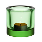 Iittala - Kivi Votive Candle Holder, apple green