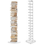 Opinion Ciatti - Ptolomeo Stand-Bookshelf PT215, white