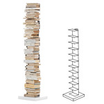 Opinion Ciatti - Ptolomeo Stand-Bookshelf PT160, white