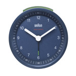Braun - Radio-Controlled Alarm Clock BNC007, blue