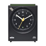Braun - Voice-Activated Alarm Clock BNC004, black