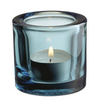 Iittala - Kivi Votive Candle Holder, sea blue