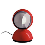 Artemide - Eclisse Table Lamp, red (special edition)