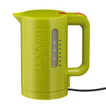 Bodum - Bistro, Electric Water Boiler, 1 l, lime green