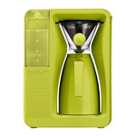 Bodum - Bistro Electric Coffee Maker 1.2 l, lime green