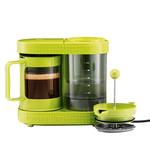 Bodum - Bistro Electric Coffee Maker, 4 cups, 0.5 l, lime green