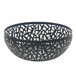 Alessi - fruit bowl Cactus!, black Ø 29 cm