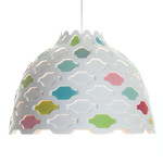Louis Poulsen - LC Shutters pendant light, coloured