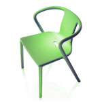 Magis - Air-Armchair, green