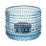 Iittala - Kastehelmi Votive, light blue 64 mm