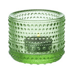 Iittala - Kastehelmi Votive, apple green 64 mm