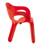 Magis - Easy Chair, red