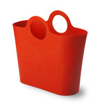 Authentics - Rondo shopping bag, red