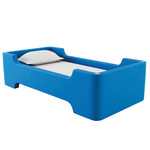Magis Me Too - Single Bed, dark blue