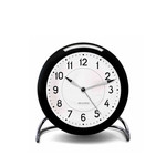 Rosendahl - AJ Station Alarm Clock, black / white