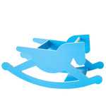 Kaether & Weise - doppel_hoppel rocking horse, blue