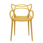 Kartell - Masters Chair, mustard