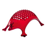 Koziol - Kasimir Cheese Grater, transparent red