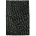 Ruckstuhl - Palm Leaf Carpet, 300 x 200 cm, quartz-grey