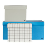 Hay - Box Box 3, set of 3, blue