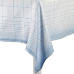 Hay - S&B Tablecloth Double Grid, 140 x 240 cm, blue