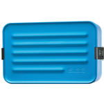 Sigg - Aluminum Lunch Box Maxi metallic blue